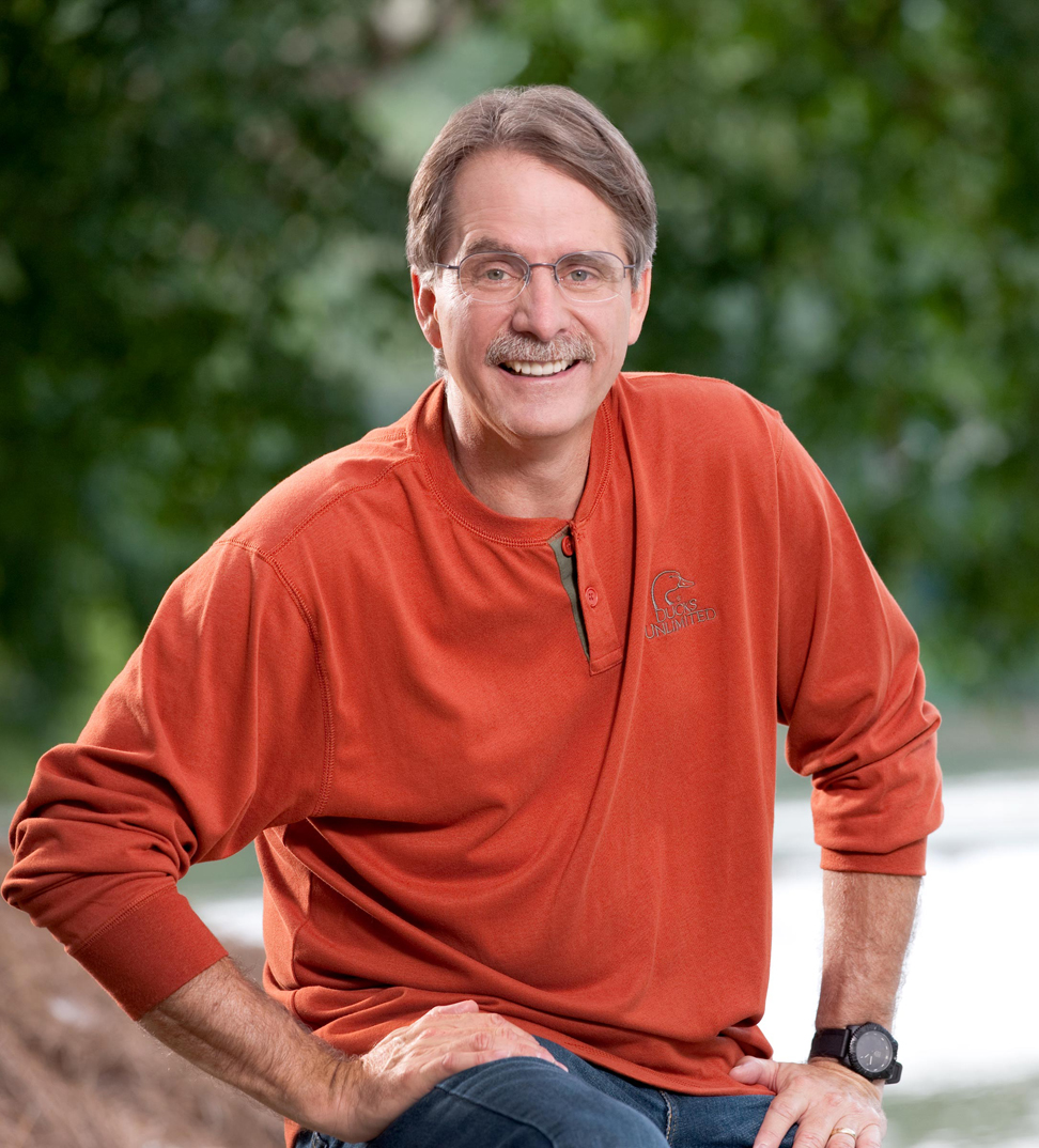 Jeff Foxworthy for Ducks Unlimited