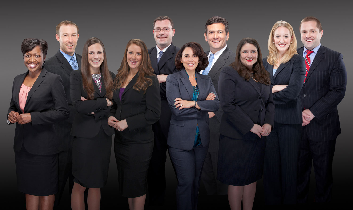 corporate group photography